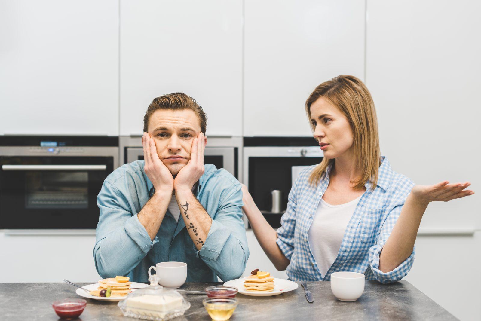Сохранение отношений и мужские колебания