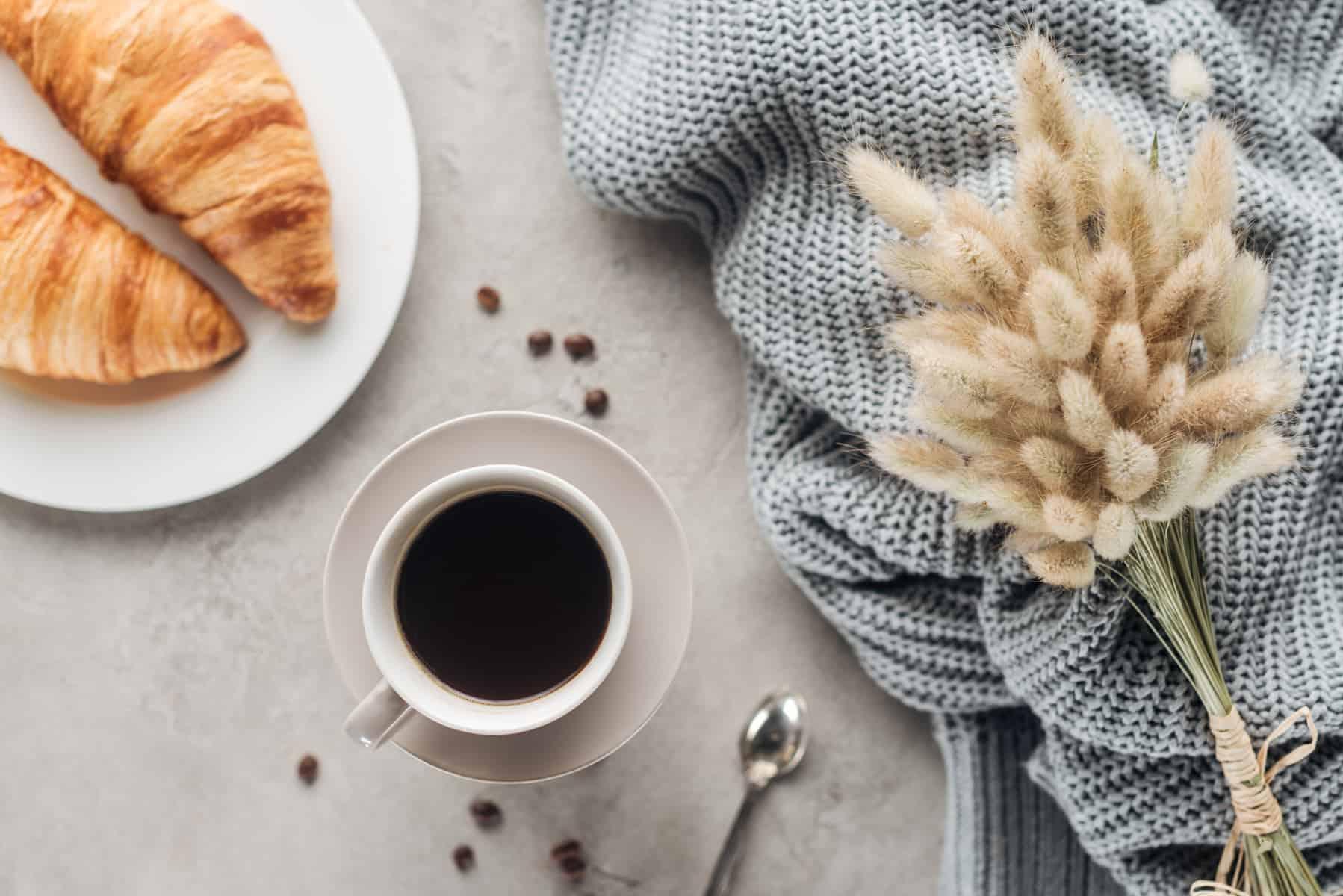 Про кофе и любовь к себе.
