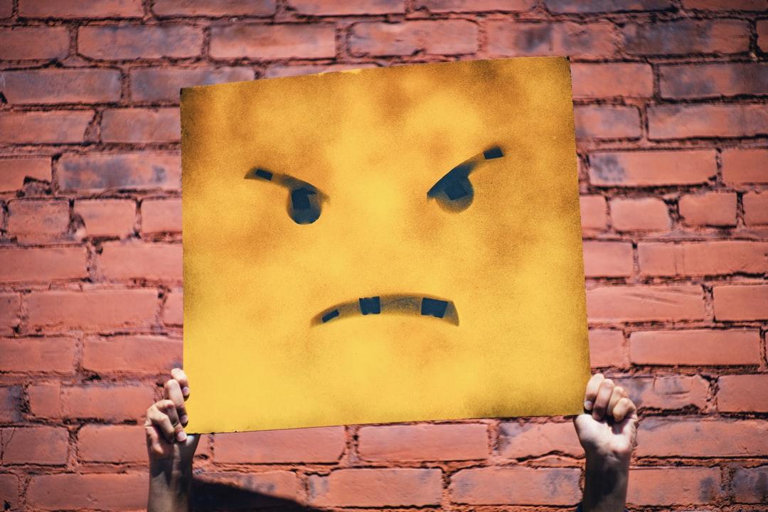 Про гнев.