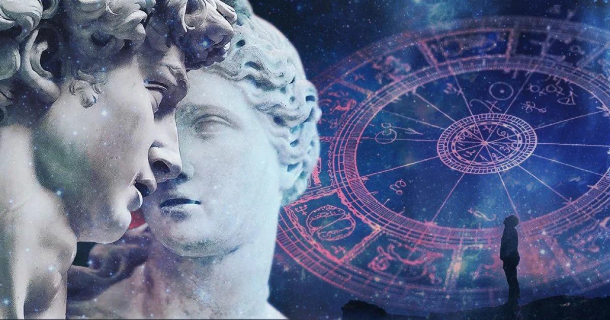 Аспект Венеры и Юпитера.